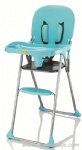 Baby Floded Dining Chair - blue and orange 2 colors