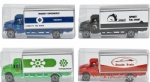 1:64 Free Wheel Die Cast Truck - 4 models ASST