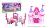 Peppa Pig Castle Play Set