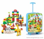 Animal Paradise Block Set - 78pcs