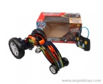 Big R/C 360° Rolling Stretching Car - included battery