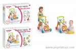 Push-along Musical Baby Walker