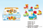 Friction Truck Set (6 pcs)
