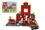 B/0 Block Fire Fighting Series Including B/O Car and B/O Plane