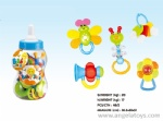 Small Feeder Teether and Rattle Set (5pcs)