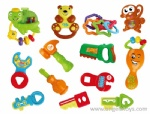 Rattle Set - 17pcs