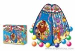 Kids Tent with 80 pcs Balls