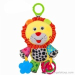 Musical Lion Rattle