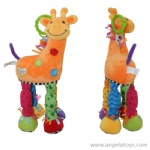 Cartoon Deer Rattle