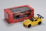 1:24 Ferrari 4-channel Remote Control Car - red and yellow 2 colors