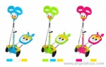 Duck Scooter with light, music and brake - Blue, Green, and Rose red 3 colors