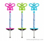 Butterfly Jumping Bar-green, blue and pink 3 colors