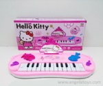 Hello Kitty Musical Piano with light and music