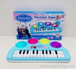 Ice Princess Musical Piano with 3D light and music