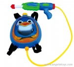 Penguin Backpack Water Gun