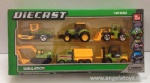 Die-cast Farm Set